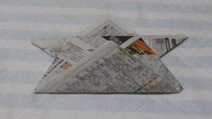 紙相撲 イカ4
