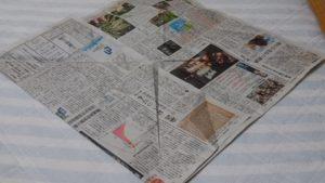 紙相撲 正方形1