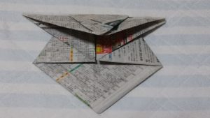 紙相撲 イカ2