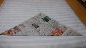 紙相撲 三角