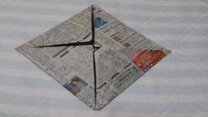 紙相撲 ひし形3