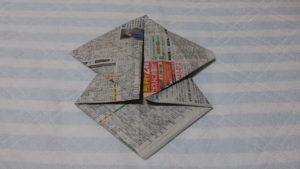 紙相撲 イカ