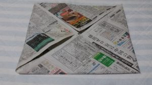 紙相撲 ひし形